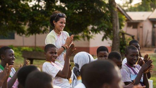 Camp GLOW, Ghana