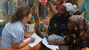 Peace Corps Volunteers help Feed the Future