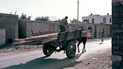 Afghanistan Streets in 1970s