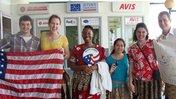 Tonga Group 77 welcomes Group 78 (Sept. 2013)