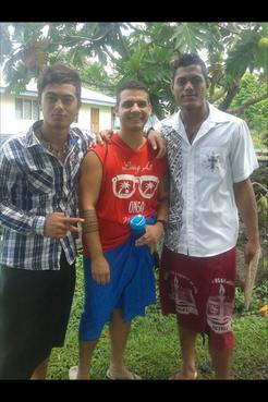 Emmanuel Esguerra, Samoa