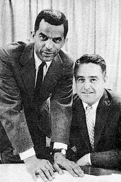 Franklin H. Williams and Sargent Shriver