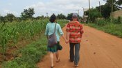 Passion for global health brings couple to Tanzania