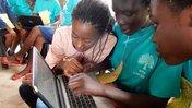 Girls Can Code! Technology Camp