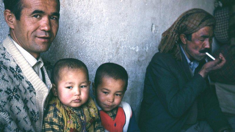 Hadim, a Hazara man, who was my house manager