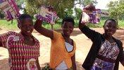 Beninese Seamstress Apprentices