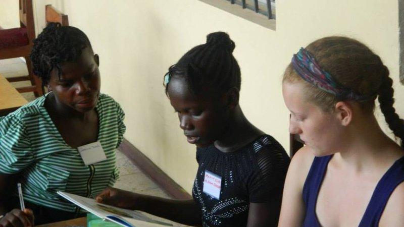 Let Girls Learn Camp GLOW