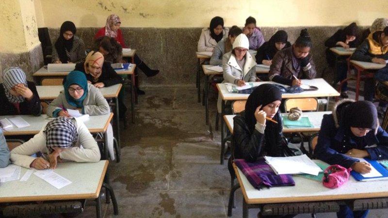 Let Girls Learn Morocco gender roles