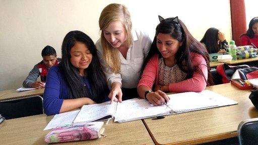 Learning English in Mexico