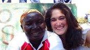 Mama Angelena and Brianna Maltez