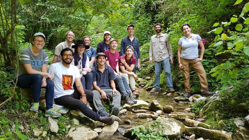 Capacitación de Voluntarios de Conservación de Recursos Naturales