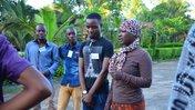 Counterparts at the Malaria Boot Camp