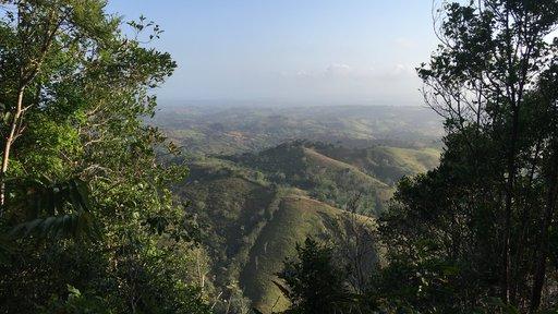 Mountains of Panama