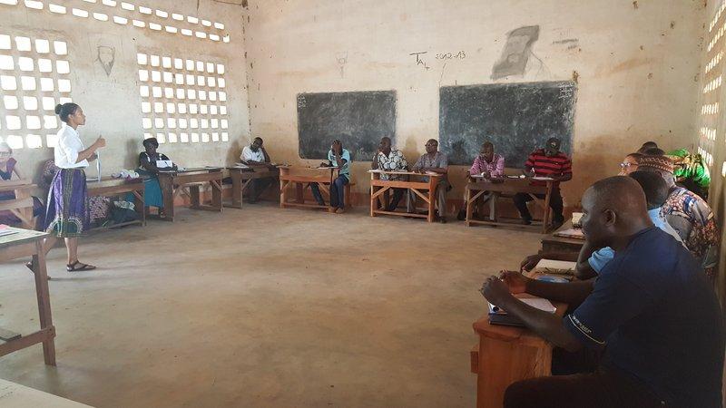 School Teacher Training