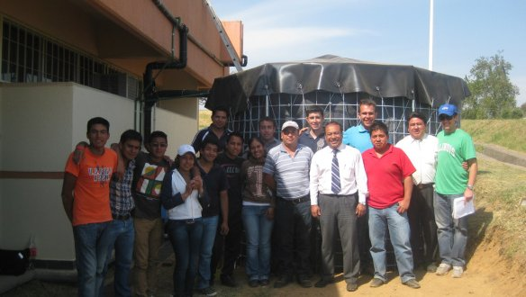 Rainwater collection makes a big difference in Mexico