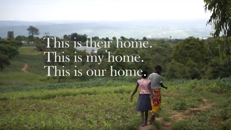 VIDEO: Highlighting home in Malawi
