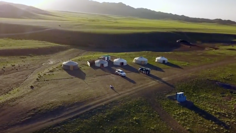 VIDEO: Highlighting home in Mongolia