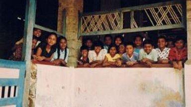 Students in Pilikuthutuwa