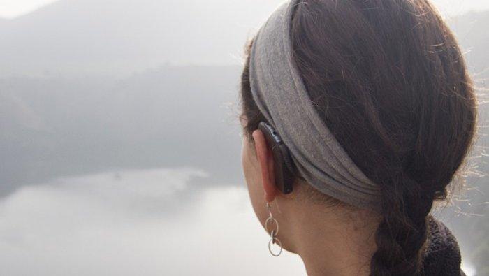 Rachel Chaikof cochlear implant