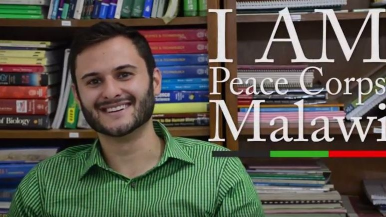 Corey is a part of Peace Corps Malawi