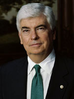 Christopher Dodd, U.S. Senator, Connecticut