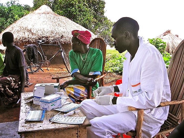 Third Place - Mari Kelley - Outreach HIV Testing