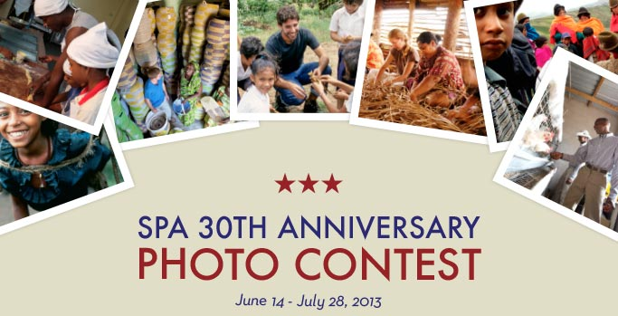 Peace Corps SPA Photo Contest