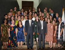 38 new Peace Corps Tanzania volunteers