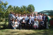 31 new Ethiopia volunteers are sworn in.