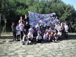 Salam Dunya! Biz De Variq! 2011 camp participants.