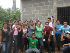 Nicaraguan ChatSalud participants.