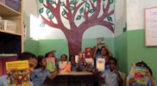 Dominican Republic library