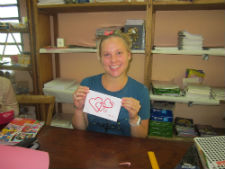 Peace Corps/Paraguay volunteer Emily Balog.