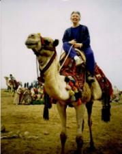 Peace Corps Response Volunteer Emily Dewhirst
