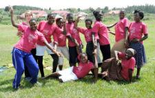 Camp Girl Tech participants.
