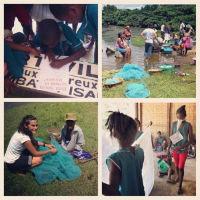Peace Corps volunteer Loren Diesi