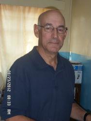 Peace Corps trainee Paul Blum.