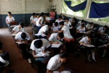 Students in Nicaragua Write Letters to Their Pen Pals