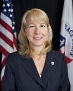 Returned Peace Corps volunteer Carrie Hessler-Radelet is deputy director of Peace Corps.