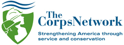 The CorpsNetwork Logo