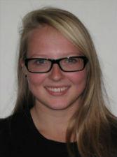 Peace Corps volunteer Lena Jenison.