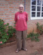 Peace Corps Volunteer John Clay