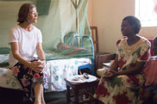 A Peace Corps volunteer in Uganda shares information on malaria prevention.