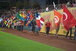 Parade of Nations at Nationals Park
