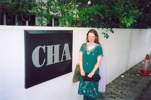 RPCV Amelia Sparks served as a Crisis Corps Volunteer for the Consortium of Humanitarian Agencies (CHA) in Sri Lanka. She assisted with the development of a database to track the distribution of humanitarian aid.
