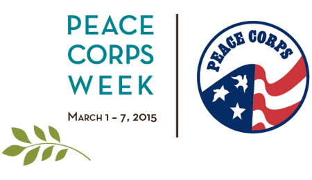 Peace Corps Week 2015: March 1-7