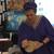 Scribner teaching students about Mali