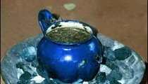 Boys and men enjoy brewing attaya (green tea, sugar, and mint in water). It is a time to relax and chat.