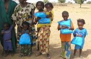 Fighting Malaria One Net at a Time